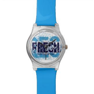 """digital DzynR's """"FRESH"""" Watch"""