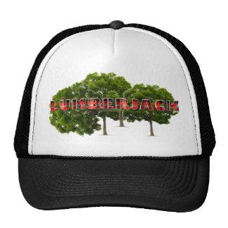 "digital DzynR's ""LUMBERJACK"" Mesh Cap Trucker Hat"