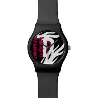 "digital DzynR's ""TREBLE"" Watch"
