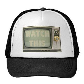 "digital DzynR's ""WATCH THIS"" Caps Trucker Hat"