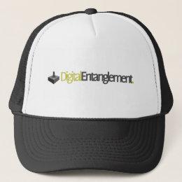 Digital Entanglement Trucker Hat