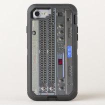 Digital equalizer OtterBox defender iPhone 8/7 case