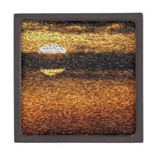 Digital Expressionism: Hidden Sunset Premium Jewelry Box