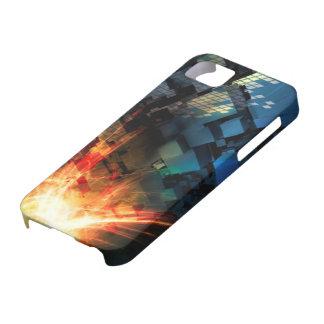 Digital Fire iPhone SE/5/5s Case