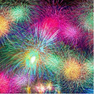 Digital Fireworks Acrylic Cut Outs