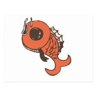 Digital Fish Postcard