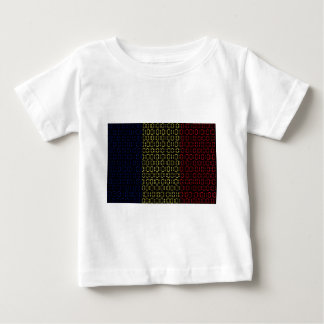 digital Flag (Chad) Tee Shirt