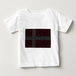 digital Flag (denmark) T-shirt
