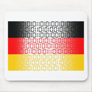 digital Flag (Germany) Mouse Pad