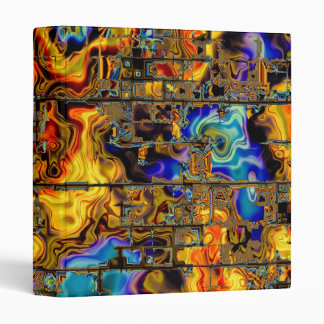 Digital Flames and Metal Matrix Binder