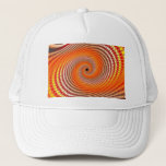 Digital flare - Fractal Trucker Hat