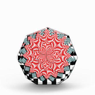 Digital Flower by Kenneth Yoncich Acrylic Award