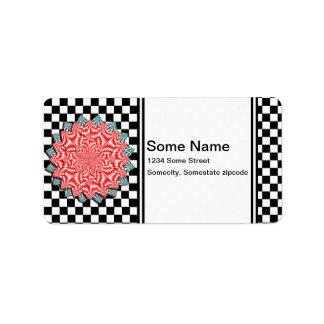 Digital Flower by Kenneth Yoncich Label
