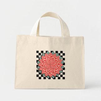 Digital Flower by Kenneth Yoncich Mini Tote Bag