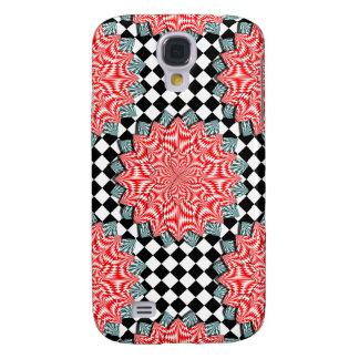 Digital Flower Galaxy S4 Cases