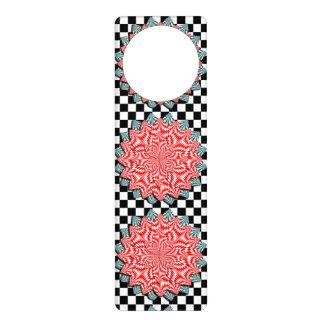 Digital Flower Door Hanger