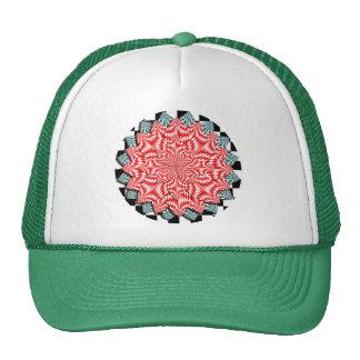 Digital Flower Hat