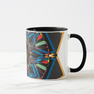 Digital Flower Mug