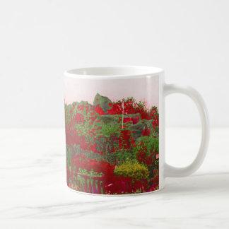 Digital Flowerbed Coffee Mug