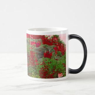 Digital Flowerbed Magic Mug
