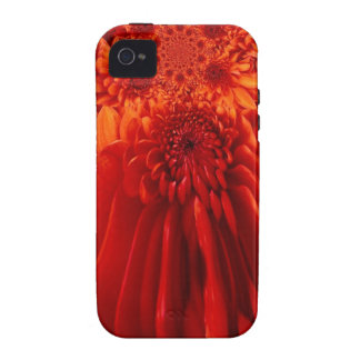 Digital Flowers Case-Mate iPhone 4 Covers