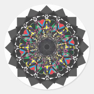 Digital Flowers - stickers