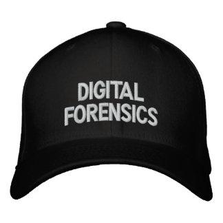 Digital Forensics Embroidered Baseball Hat