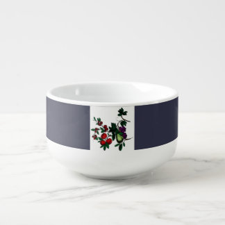 Digital Fruit Soup Mug