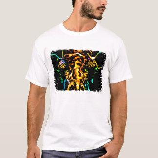 Digital giraffe 01 T-Shirt