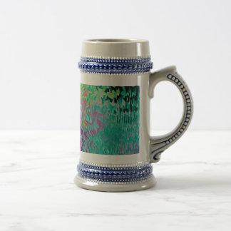 Digital Glass Beer Stein