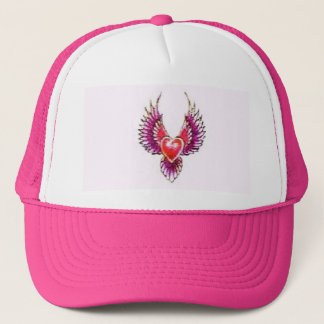 Digital Heart Collection Trucker Hat