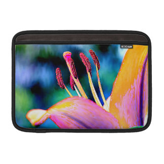 Digital Hibiscus MacBook Air Sleeve