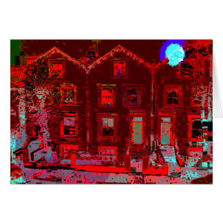 Digital Houses Card