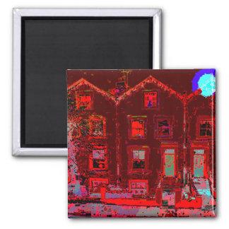 Digital Houses Magnet