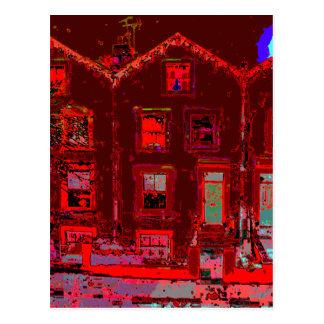 Digital Houses Postcard