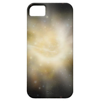 Digital Illustration of a Solar System iPhone SE/5/5s Case