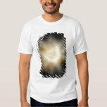 Digital Illustration of a Solar System T-Shirt