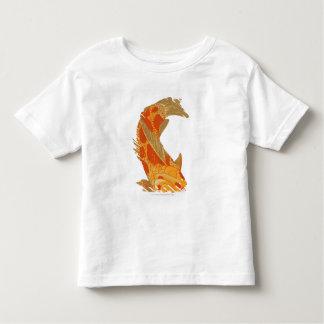 Digital illustration of Koi Carp Toddler T-shirt