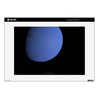 """Digital Illustration of Neptune 15"""" Laptop Skins"""