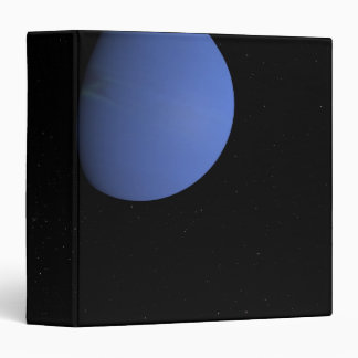 Digital Illustration of Neptune 3 Ring Binder