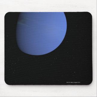Digital Illustration of Neptune Mousepads
