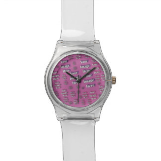 Digital Image Template Watches