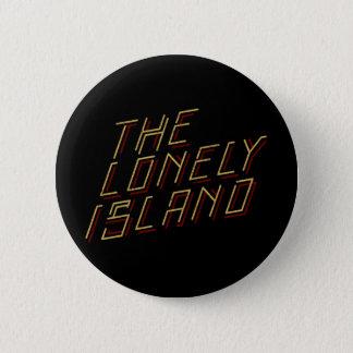 Digital Island Pinback Button