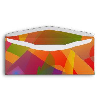 Digital Kandinsky Emulation Envelope