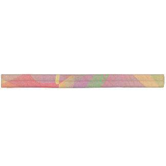 Digital Kandinsky Emulation Hair Tie