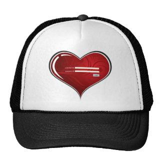(digital) Key to my Heart Trucker Hat