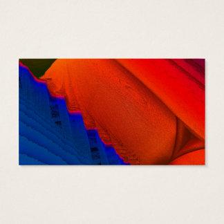 DIGITAL KID BACKGROUND MANDELBULB FRACTAL 3D. IMG BUSINESS CARD