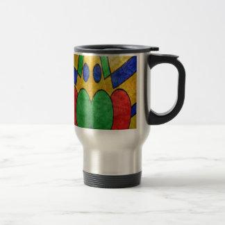 Digital kind coffee mug