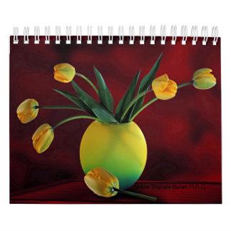 Digital Kunst-3 Calendar