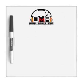 Digital Mayhem Radio Dry Erase Board